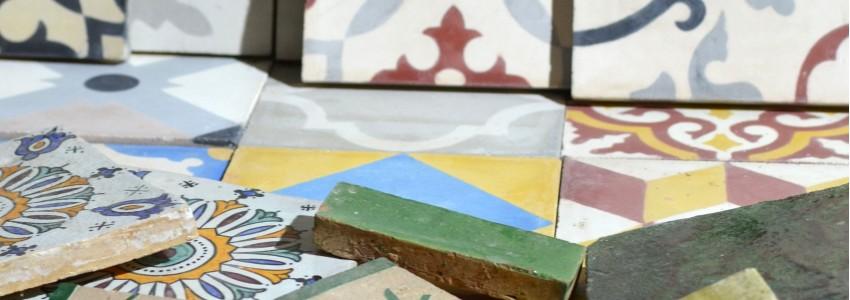 matériaux revêtements de mur et de sol